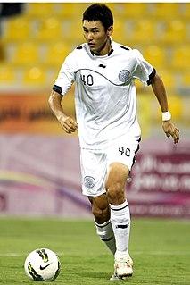 Lee Jung-soo South Korean footballer