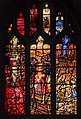 Leicester Cathedral, Richard III window (west) (26814801576).jpg
