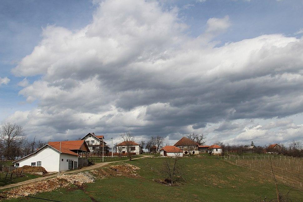 Lelic - opština Valjevo - zapadna Srbija - panorama 1