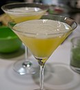 Lemon Drop cocktails