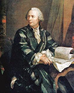 Leonhard Euler on Si Leonhard Euler Ang Lumikha At Nagpasikat Ng Karamihan Sa Mga