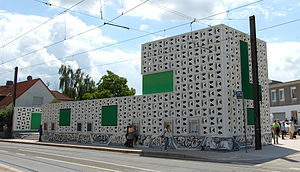 European Prize for Urban Public Space - Open-Air-Library, Magdeburg, Germany (2010 winner)