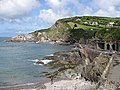 Lester Point and Newberry Beach, Combe Martin - geograph.org.uk - 1330087.jpg