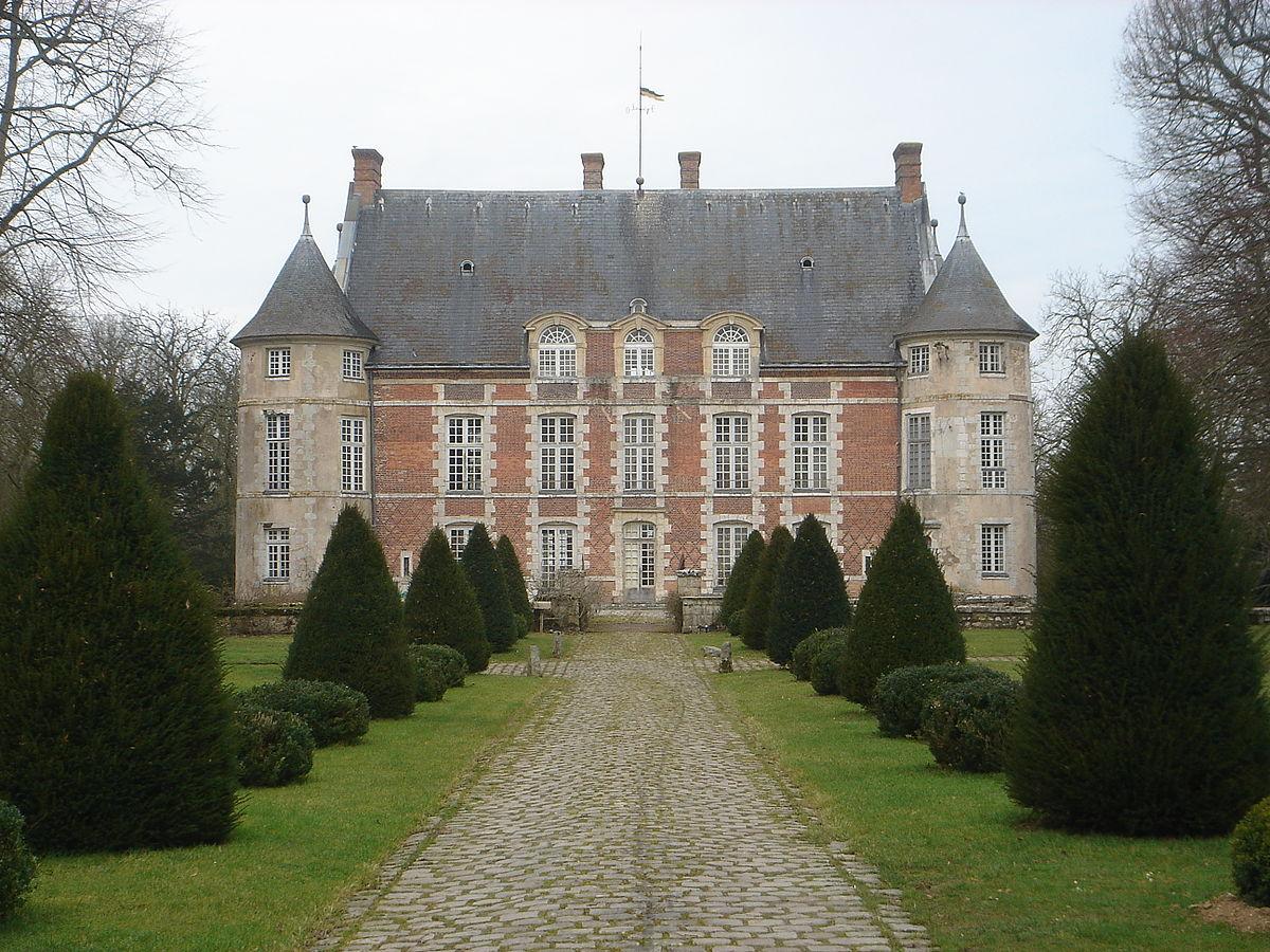 Chateau de Berne Draguignan France