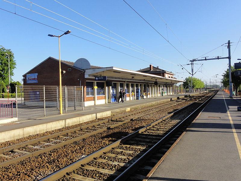 Gare de Libercourt