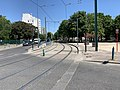 Ligne 1 Tramway Boulevard Lénine Bobigny 2.jpg