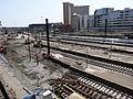 Lille - Travaux en gare de Lille-Flandres (E13, 7 juillet 2013).JPG