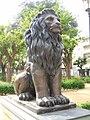 Linares - Monumento a los Marqueses de Linares (Jardines de Santa Margarita) 2.jpg