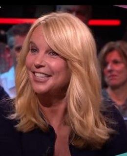 Linda de Mol Dutch actor and television presenter