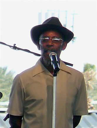 Linton Kwesi Johnson - Linton Kwesi Johnson at Coachella, 2008