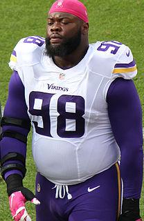 Linval Joseph American football defensive tackle