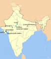 Lion Reintron Sites in India.png