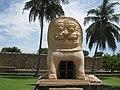 Lion Statue Gangaikondasolapuram.jpg