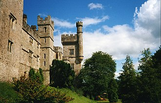 William Atkinson (architect) - Lismore Castle remodelled by William Atkinson