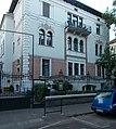Listed villa (Zsigmond Quittner and Sándor Fellner, 1893), Lendvay street, 2018 Terézváros.jpg