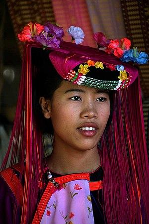 Lisu people - Image: Lisu 002