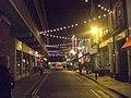 Little Clarendon Street after dark - geograph.org.uk - 721613.jpg