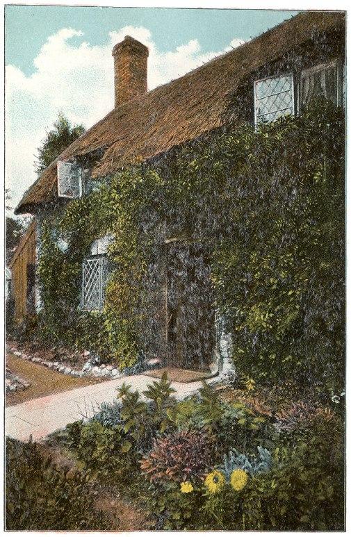 Little Jane's Cottage, Brading c1910 - Project Gutenberg eText 17296