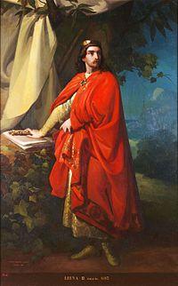 Liuva II, rey de los Visigodos (Museo del Prado).jpg