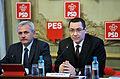 Liviu Dragnea si Victor Ponta la reuniunea BPN al PSD - 20.01.2014 (12049499994).jpg
