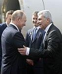 Llegada de Vladimir Putin, presidente de Rusia (46115351701).jpg