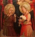 Lo scheggia, cori di angeli musicanti, 1440-50 ca. 05.jpg