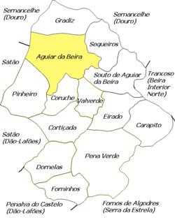Aguiar Da Beira Freguesia Wikipedia