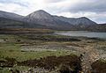 Loch Ainort - A87 between Ardvasar and Raasay, Isle of Skye, Scotland, UK - May 19, 1989.jpg