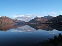 Loch Leven and Pap of Glencoe - geograph.org.uk - 615393.jpg