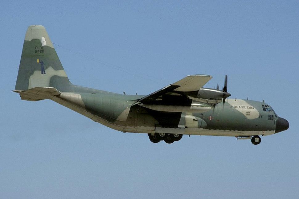 Lockheed C-130H Hercules (L-382), Brazil - Air Force AN1875386