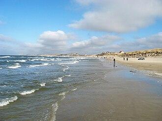 Løkken-Vrå - The beach