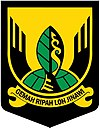 Official seal of Sukabumi Regency