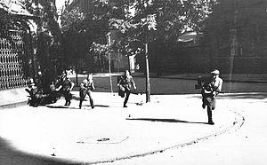 Eugeniusz Lokajski - Image: Lokajski Atak na Esplenadę (1944)