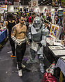 London Comic Con Oct 14 - Johnny Cage & Alphonse Elric (15006845003).jpg