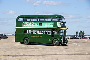 London Transport bus RT3183 (KYY 912), 2010 North Weald bus rally (2).jpg