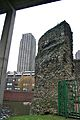 London wall outside the Museum of London 2.jpg