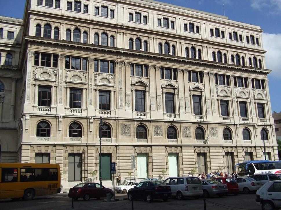 Lonja del Comercio de La Habana