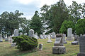 Looking SW across section N - Glenwood Cemetery - 2014-09-14.jpg