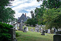 Looking W across section N - Glenwood Cemetery - 2014-09-14.jpg