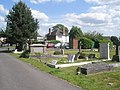 Looking from St Jude's church towards the cemetery keeper's house - geograph.org.uk - 1362454.jpg