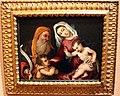 Lorenzo lotto, madonna col bambino tra i ss. giovanni battista e zaccaria, 1546, 01.JPG