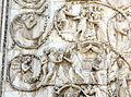 Lorenzo maitani e aiuti, scene bibliche 3 (1320-30) 08 presentazione, strage degli innocenti.JPG