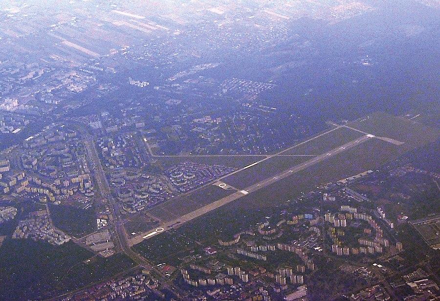 Warsaw Babice Airport