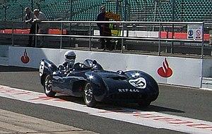 Team Lotus - A 1955 Lotus MkIX