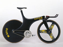 Lotus Type 108 bicycle