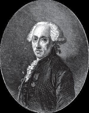 Louis Alexandre de La Rochefoucauld d'Enville - D'Enville