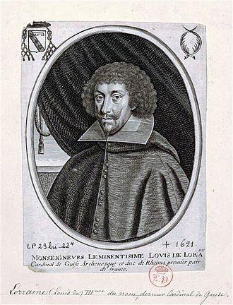 Louis III, Cardinal of Guise - Louis III (1575-1621)