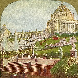 Louisiana Purchase Exposition - Festival Hall
