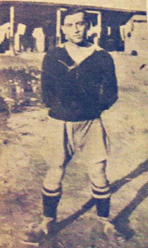 Loukas Panourgias - As player of Panathinaikos