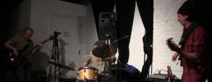 The Stone (music space) - Percy Jones and Stephen Moses at the Stone